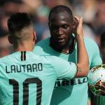La delantera de moda en Europa juega en el Inter