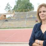 Victoria Pavón, presidenta del Leganés / El comercio