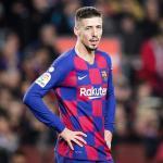 Lenglet se gana la renovación en el Barcelona / Depor.com