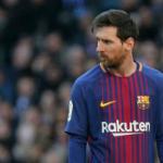 """Messi sigue pulverizando registros en la Champions League """"Foto: Infobae"""""""