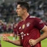 Lewandowski se debate entre tres equipos - Foto: Marca