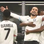 """El Lille acaba con el invicto del Milan: un equipo con grandes perlas """"Foto: AS"""""""