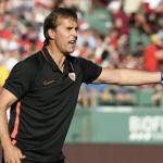 Julen Lopetegui deja cinco descartes camino de Alemania / Sevilla FC
