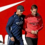 """El problema de Lopetegui para su medular en el derbi """"Foto: Estadio Deportivo"""""""