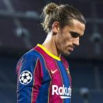 Antoine Griezmann es uno de los peores fichajes realizados por el FC Barcelona. Foto: Getty