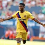 Los datos de la oferta de renovación del Barça a Ansu Fati / FCBarcelona.es