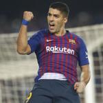 Los delanteros que quiere Luis Suárez en el Barça / FCBarcelona.es
