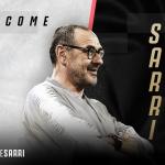 Los primeros movimientos de Sarri tras llegar a la Juventus / Twitter