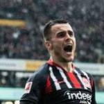 Filip Kostic saldrá del Eintracht el próximo verano. Foto: Getty