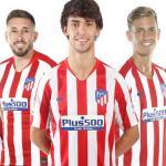 Los tres jugadores que son un auténtico lastre para el Atlético / Atleticodemadrid.com