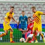 Los tres señalados del Barcelona después de la humillante derrota ante el Benfica