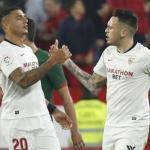 """El Sevilla FC negocia las renovaciones de Ocampos y Diego Carlos """"Foto: Marca"""""""