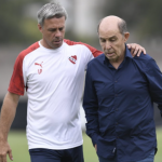 """Independiente y la renovación de su columna vertebral """"Foto: Twitter"""""""