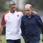 """Independiente pierde a una de sus piezas, que se marcha a LaLiga """"Foto: Olé"""""""