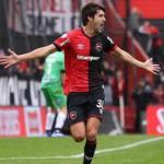 Lucas Albertengo regresaría al club en junio   FOTO: NEWELLS