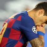 Luis Suárez se pronuncia sobre su futuro en el FC Barcelona. Foto: Sport