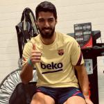 """Cuenta atrás para el regreso de Luis Suárez """"Foto: MD"""""""