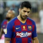 Siguen los problemas en la rodilla para Luis Suárez | FOTO: BARCELONA
