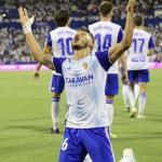La Lazio llegó a un acuerdo con Luis Suárez   FOTO: ZARAGOZA