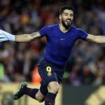 El FC Barcelona pregunta por Cristhian Stuani / FC Barcelona