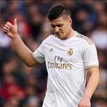 """Los 3 equipos que quieren acabar con el culebrón Luka Jovic """"Foto: Bernabéu Digital"""""""
