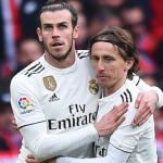 """Luka Modric podría acompañar a Bale y Reguilón """"Foto: TalkSport"""""""