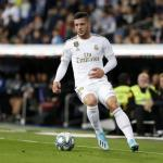 El Leicester City, principal candidato a fichar a Luka Jovic | FOTO: REAL MADRID