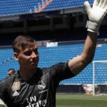 Lunin, el olvidado de Zidane en el Real Madrid / Okdiario.com