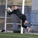 Lunin jugará en el Real Madrid la próxima temporada. Foto: BeSoccer