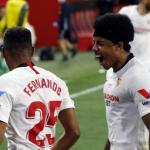 El Manchester City acerca posturas con el Sevilla por Koundé. Foto: Twitter