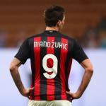 Mandzukic tiene a tiro la renovación con el Milán / Sempremilan.com