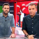 Los aficionados del Barça estallan contra los narradores de Telecinco. Foto: Cuatro