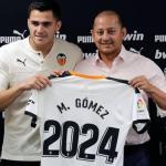 Marcelino quita presión a Maxi  / Valenciacf.com
