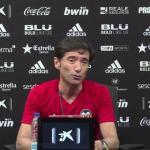 Marcelino García Toral en rueda de prensa. Foto: Youtube.com