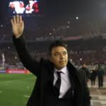 """Marcelo Gallardo prepara una variante táctica para el centro del campo de River Plate """"Foto: As"""""""