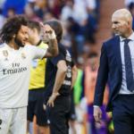 """El grave error de Zidane quedándose con Marcelo y vendiendo a Reguilón """"Foto: Marca"""""""