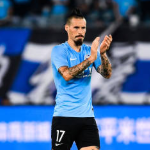 """""""Marek Hamsik podría volver a jugar en Europa. Foto: Getty Images"""""""