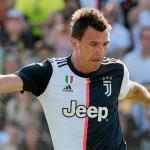 Mario Mandzukic deja la Juve / Skysports.com