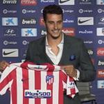 Simeone señala a Mario Hermoso / Eldesmarque.com