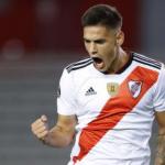 Martínez Quarta no descarta su salida de River Plate