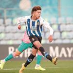 """El Leeds United, dispuesto a pagar el traspaso de Mateo Fernández, la joya del Espanyol """"Foto: Grada Online"""""""