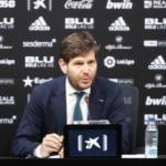 Mateu Alemany, en rueda de prensa / valenciacf.com.