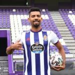 Matheus Fernandes seguirá cedido en el Valladolid