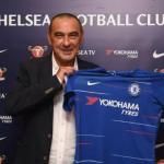 Maurizio Sarri, técnico del Chelsea. Foto: Chelseafc.com