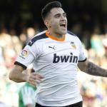 Maxi Gómez no ha decepcionado en Mestalla
