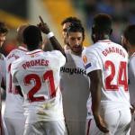 Maxime Gonalons es consciente de que no seguira en Sevilla / Youtube.com