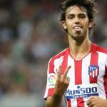 Joao Félix en un partido con el Atlético. / prensalibre.com