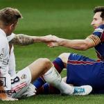 Lionel Messi: El capitán de mentira. Foto: La Quiniela