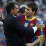 La renovación de Messi va en camino. Foto: barcelonafc.dk