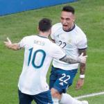 Messi y Laurato. ¿Habrá química?